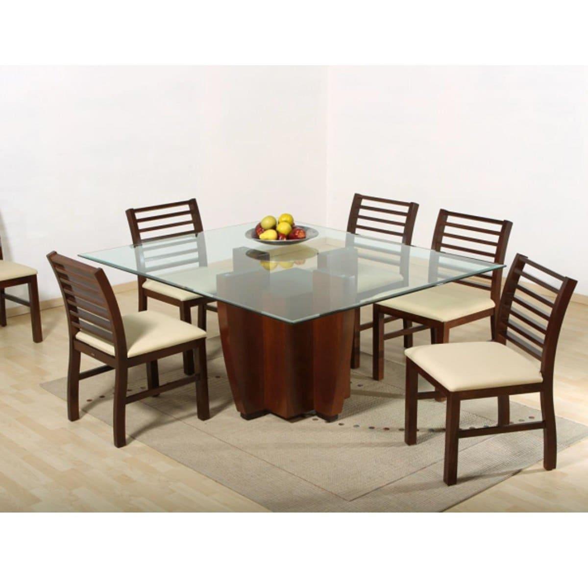 Mesa modena 250 for Mesas de madera para sala